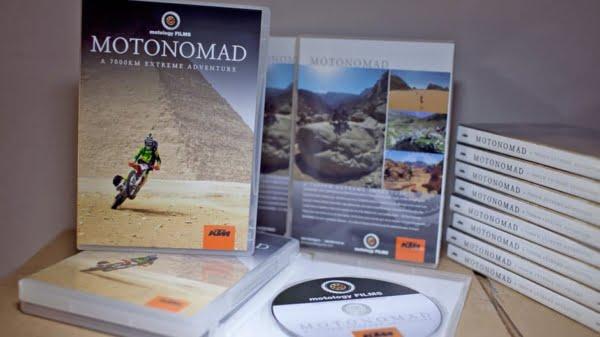 Motonomad DVDs