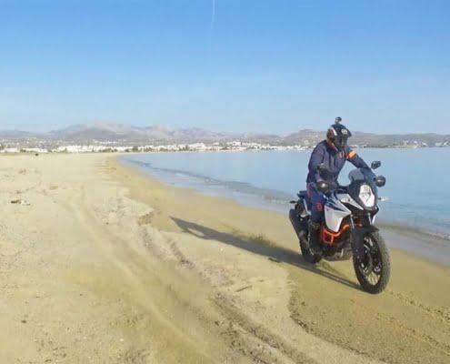 Naxos KTM 1090 Adventure R