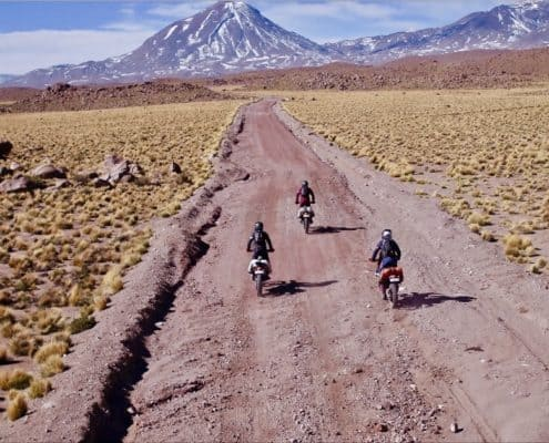 Motonomad III - Riders of the Andes